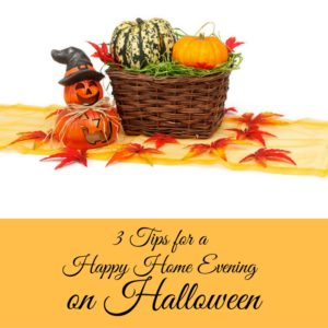 3 Tips for FHE on Halloween